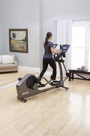 fitness e3 ellipsen crosstrainer mit track plus konsole