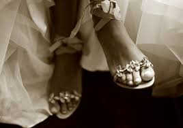 Remember That Comfort Is A Huge Factor On Your Beach Wedding So Choose Bridal Shoes Wisely