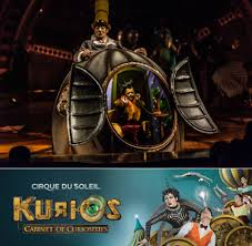 Kurios Cabinet Of Curiosities by Win Tickets To Cirque Du Soleil U0027s U0027kurios U0027 Dress Rehearsal Chrisd Ca