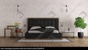lizenzfreies foto 23690516 schwarz weiß schlafzimmer