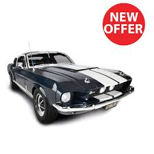Ford Shelby Mustang Model