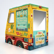 OTO Taco Truck Is A Big Food Truck Toy For Kids. It's Made Out Of ...