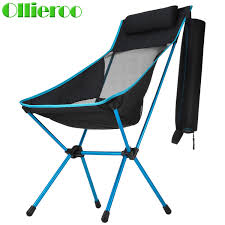 Reclining Camping Chairs Ebay by Ollieroo Portable Chair Folding Seat Stool Camping Hiking Garden