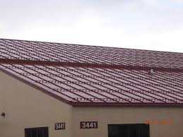 shingles roofing that looks like clay tile flat roof