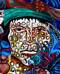 Chicano Park Murals Map by Murals In The Barrio San Diego Reader
