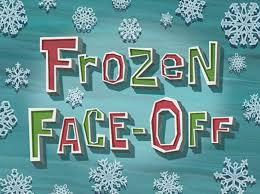 That Sinking Feeling Spongebob by Frozen Face Off Encyclopedia Spongebobia Fandom Powered By Wikia
