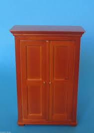 schrank cabinet braun gross 2 türen schlafzimmer
