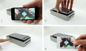 SnapJet Instant Printer for Smartphones