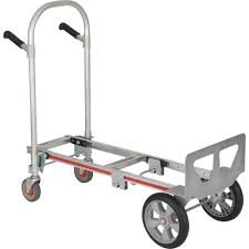 Amazon Com Harper Trucks DTBK1935P Heavy Duty Convertible Hand Truck ...