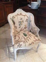 relooking fauteuil louis xv les 12 meilleures images du tableau fauteuils sur