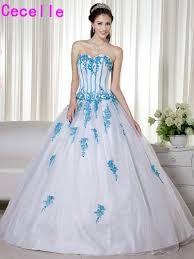 popular blue wedding dress buy cheap blue wedding dress lots from