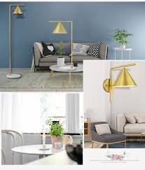 zeitgenössisches design beleuchtung indoor gold aluminium stehle uchte für wohnzimmer dekoration buy boden le aluminium boden le gold boden