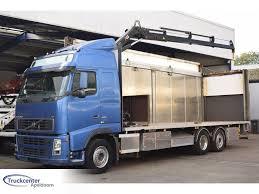 100 Volvo Truck Center VOLVO FH 400 Euro 5 Hiab 099E3 6x2 Center Apeldoorn Flatbed Truck