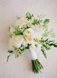Bridal Bouquet Loose Posy Style From