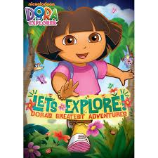 Dora The Explorer Kitchen Playset by Dora The Explorer Let U0027s Explore Dora U0027s Greatest Adventures A