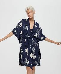 kimono robe de chambre femme robes de chambre collection printemps été oysho