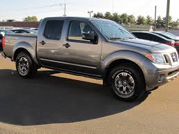 2018 Used Nissan Frontier King Cab 4x2 Desert Runner Automatic At ...