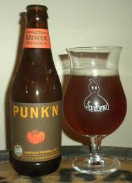 Lakefront Brewery Pumpkin Lager by Night Owl Pumpkin Ale Brewtally Insane