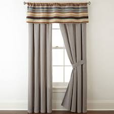 Jcpenney Silver Curtain Rods by Curtains U0026 Drapes Curtain Panels Jcpenney