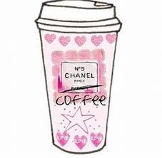 Drawn Starbucks Pink 18