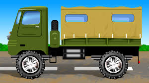 Army Truck | Formations | Army Vehicles | Children Videos – Kids YouTube