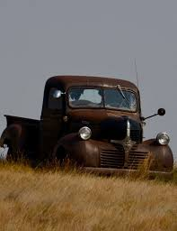 "Utwo: "" Abandoned Dodge Truck © Sera Photography "" 