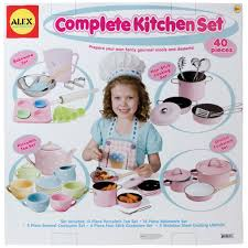 Dora The Explorer Kitchen Set by Alex Toys Complete Kitchen Set Alexbrands Com