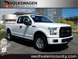 100 Ford Truck 2015 PreOwned F150 XL Extended Cab Pickup In Monroeville