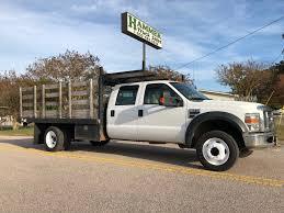 100 Flatbed Work Trucks For Sale D F550 XLT 44 Crewcab 13 2008