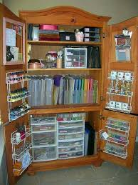 Craft Storage Armoire – Abolishmcrm.com Compact Armoire Sewing Closet Need To Convert My Old Computer Armoire Into A Sewing Station The Original Scrapbox Craft Room Pinterest Teresa Collins Craft Storage Cabinet Offer You With Best Design And Function Turned Into Home Ideas Joyful Storage Abolishrmcom The Workbox Workbox Room Organizations Ikea Rooms 10 Organizing From Real Sonoma Tables Can Buy Instead Of Diy Infarrantly Creative