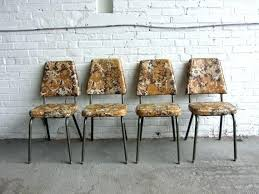Vinyl Dining Chairs Clear Chair Seat Covers