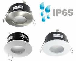 details zu einbaustrahler feuchtraum nassraum dusche badezimmer ip65 led strahler 3w 5w 7w