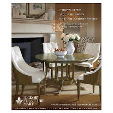 New Hickory Furniture Mart ad for Southern Living