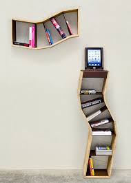 25 The Debate Over Creative Bookshelves Design Fairquarkcom