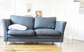tapisser un canapé intèrieur feminine bliss
