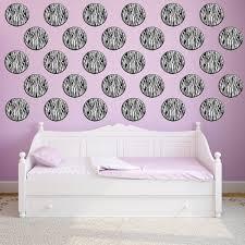 Aussie Style Funny Koala Bear Zebra Canvas Poster Nursery Wall Art