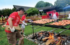 Hearth Patio And Barbecue Association Of Canada by Parting Shot The Steveston Salmon Festival Hearth U0026 Home Magazine