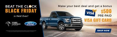 100 Best Deals On New Trucks Beat The Clock Black Friday Ford Of Ocala
