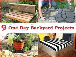 Backyard Diy Ideas Mobiledaveme