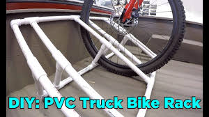 How To Build A PVC Truck Bed Bike Rack For $25 - YouTube Apex Truck Bed Bike Rack 4 Discount Ramps Patrol Swagman Bicycle Carrier Covers For Cover Yakima Simple Diy Wood Truck Bed Bike Rack Gallery And News Bikespvc Stand 29er Wood Review Yakima Locking Blockhead Y01118 Saris Kool 2bike Google Groups Standard Velo Gripper Inno Advanced Car Racks Rt201 Truck Owners Show Me Your Pickup Mounts Triathlon Pvc