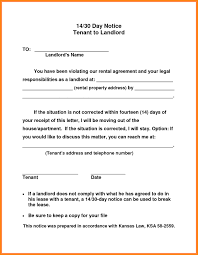 FAQ What Can A Tenant Do If The Landlord Won T Fix Anything With Letter To Letter Landlord To Tenant
