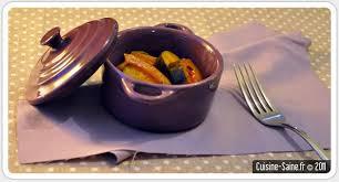 recette de cuisine saine recette bio courgette au concentré de tomate cuisine