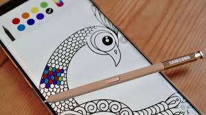 Where To Get The Colouring Book For Galaxy Note 8
