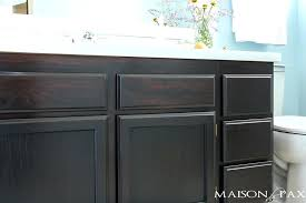 Gel Stain Cabinets Pinterest by Gel Staining Kitchen Cabinets U2013 Frequent Flyer Miles