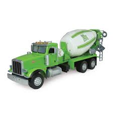 Big Farm Toys - 1:16 Peterbilt Model 367 Straight Truck With Cement ...