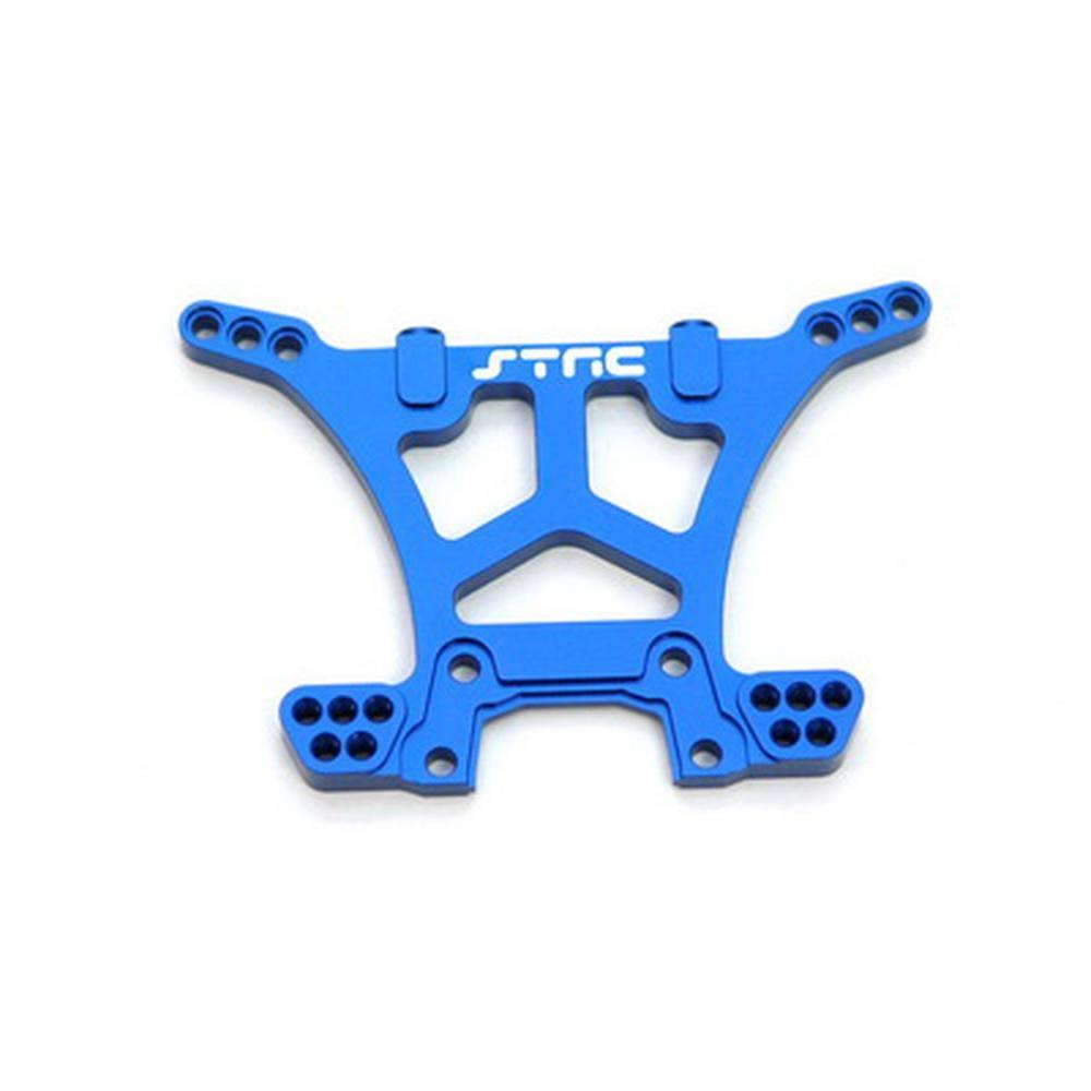 ST Racing ST6830B CNC Machined Aluminum HD Rear Shock Tower Slash - Blue, 4 x 4