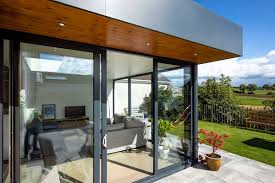 100 Glass Extention The Impressive Extension With Sliding Glass Doors