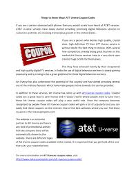The Best Att Uverse Coupon Code By Janett Jackson - Issuu Americas Best Value Promo Code Spartan Spirit Shop Coupon Att Uverse Unlimited Internet Can I Reuse K Cups U Verse Movies On Demand Coupons Shutterfly Baby Post Office Online Discount Rutland Food Store 5 Easy Steps For Lower Att Uverse Deals Existing Free Coupon Promo Codes Youtube Tamawhiso Chase Bank 0 New Chase Checking Account The Mane Choice Parsippanys Pizza Jrcigars Ck Diggs Rochester