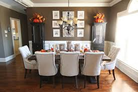 trend dining room table decorating ideas with fall dining room