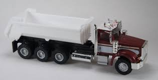 HO 1/87 PROMOTEX/HERPA # 6535 Peterbilt 367 Tri-axle Dump Truck ... Peterbilt 379 Tri Axle Dump Trucks For Sale Best Truck Resource Freightliner Triaxle Youtube Midwest Peterbilt 378 Dump Truck Market 116th Big Farm Yellow Tandem N Trailer Magazine Used Trucks For Sale In Pa Goodman And Tractor Amelia Virginia Family Owned Operated 2000 Tri Axle T2931 Sold 359 15 Yard Box Cummins 400 Hp Diesel 13 2011 388 Pics And Straight Plus Used 1 Ton Together With